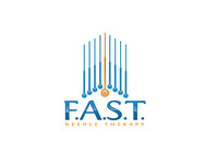 F.A.S.T. NEEDLE THERAPY Logo - Entry #98