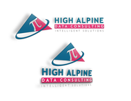 High Alpine Data Consulting (HAD Consulting?) Logo - Entry #95