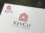 KevCo Real Estate Logo - Entry #48