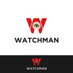 Watchman Surveillance Logo - Entry #98