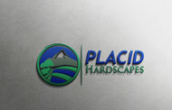 Placid Hardscapes Logo - Entry #30