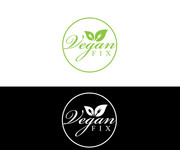 Vegan Fix Logo - Entry #237