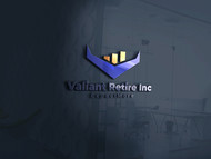 Valiant Retire Inc. Logo - Entry #328