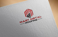 Mast Metal Roofing Logo - Entry #238