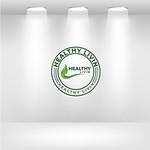 Healthy Livin Logo - Entry #144