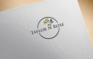 Taylor N Rose Logo - Entry #4