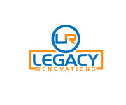 LEGACY RENOVATIONS Logo - Entry #150