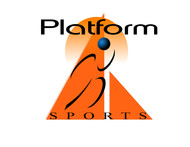 "Platform Sports "" Equipping the leaders of tomorrow for Greatness."" Logo - Entry #21"