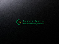 Green Wave Wealth Management Logo - Entry #130