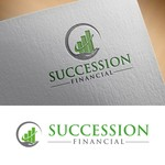 Succession Financial Logo - Entry #411