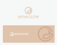 AVIVA Glow - Organic Spray Tan & Lash Logo - Entry #94