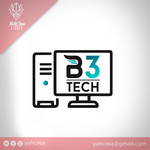 B3 Tech Logo - Entry #184