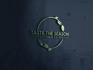 Taste The Season Logo - Entry #45