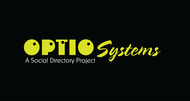 OptioSystems Logo - Entry #125