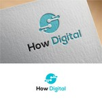 How Digital Logo - Entry #127