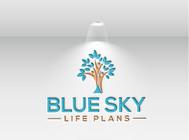 Blue Sky Life Plans Logo - Entry #113