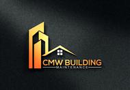 CMW Building Maintenance Logo - Entry #35