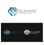 Elevate Marketing Logo - Entry #87