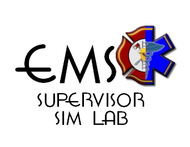 EMS Supervisor Sim Lab Logo - Entry #181