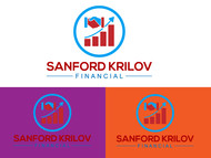 Sanford Krilov Financial       (Sanford is my 1st name & Krilov is my last name) Logo - Entry #646