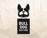 Bulldog Duty Free Logo - Entry #65