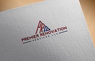 Premier Renovation Services LLC Logo - Entry #180