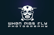 When Pigs Fly Photography Logo - Entry #6