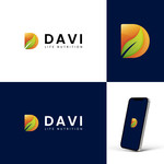 Davi Life Nutrition Logo - Entry #628