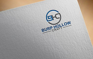 Burp Hollow Craft  Logo - Entry #31