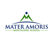 Mater Amoris Montessori School Logo - Entry #397