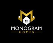 Monogram Homes Logo - Entry #156