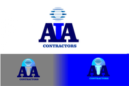 AIA CONTRACTORS Logo - Entry #97
