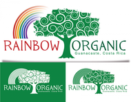 Rainbow Organic in Costa Rica looking for logo  - Entry #204