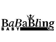Ba Ba Bling baby Logo - Entry #5
