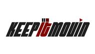 Keep It Movin Logo - Entry #16