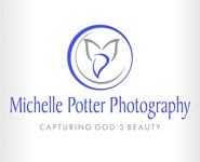 Michelle Potter Photography Logo - Entry #207