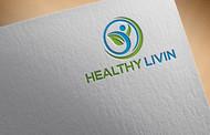 Healthy Livin Logo - Entry #474