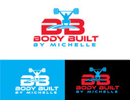 Body Built by Michelle Logo - Entry #109