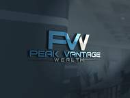 Peak Vantage Wealth Logo - Entry #45