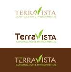 TerraVista Construction & Environmental Logo - Entry #276