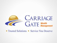 Carriage Gate Wealth Management Logo - Entry #101