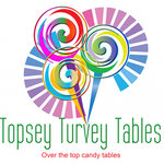 Topsey turvey tables Logo - Entry #54