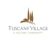 Tuscany Village Logo - Entry #74
