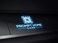 Prompt Home Care Logo - Entry #15