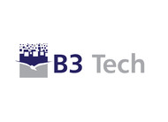 B3 Tech Logo - Entry #102
