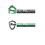 Peter V Pirozzi General Contracting Logo - Entry #38