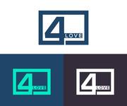 Four love Logo - Entry #18