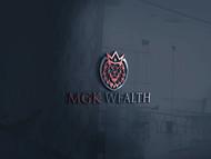 MGK Wealth Logo - Entry #255