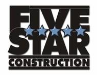 Five Star Logo - Entry #65