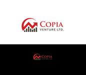 Copia Venture Ltd. Logo - Entry #117
